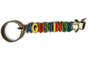 Llavero Agustinos - Camisetasymas