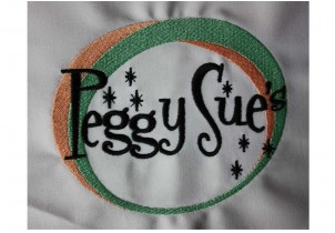 Bordado Peggy Sue - Camisetasymas