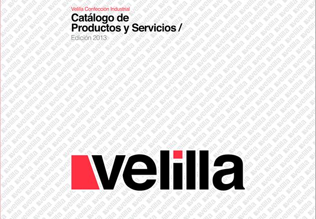 Catálogo de Productos Velilla - Camisetasymás